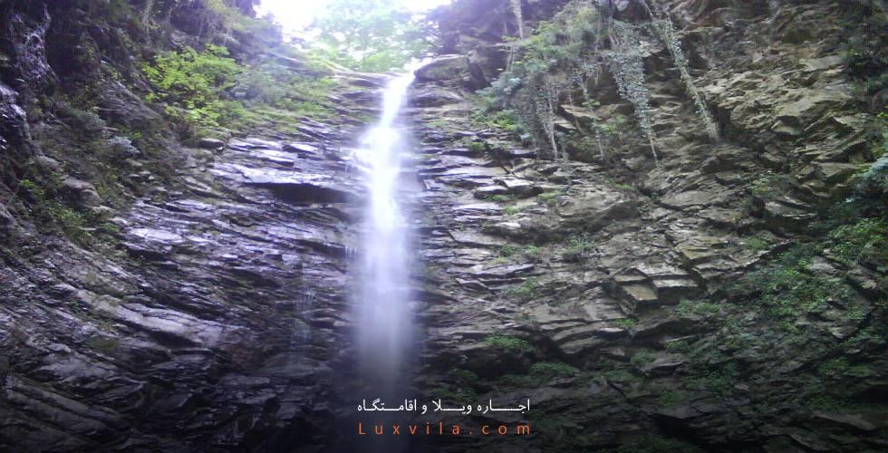 منطقه محافظت شده آبشار شیرگاه