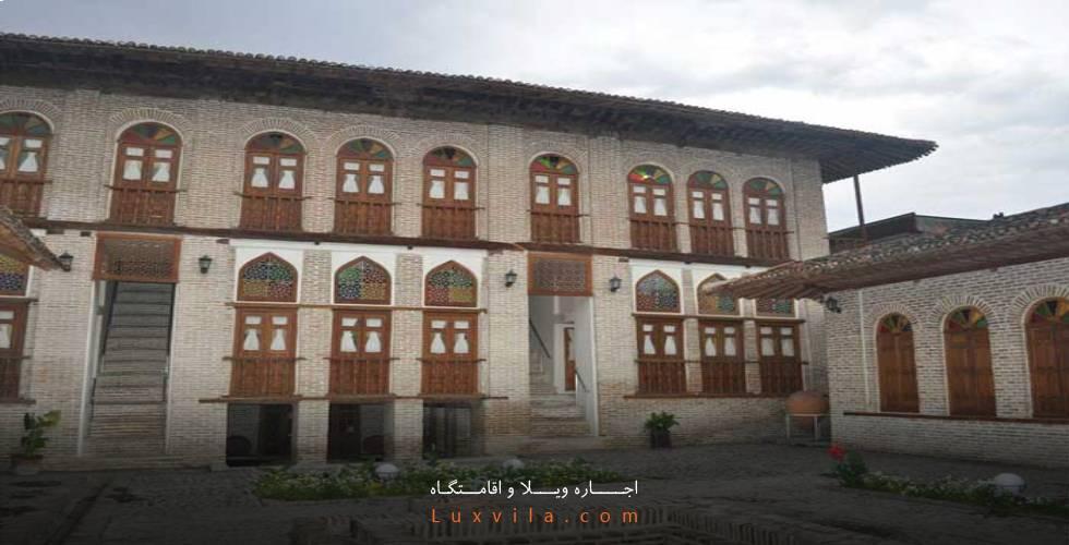 مجموعه فرهنگی تاریخی کاسپین پارت (خانه عبادی)