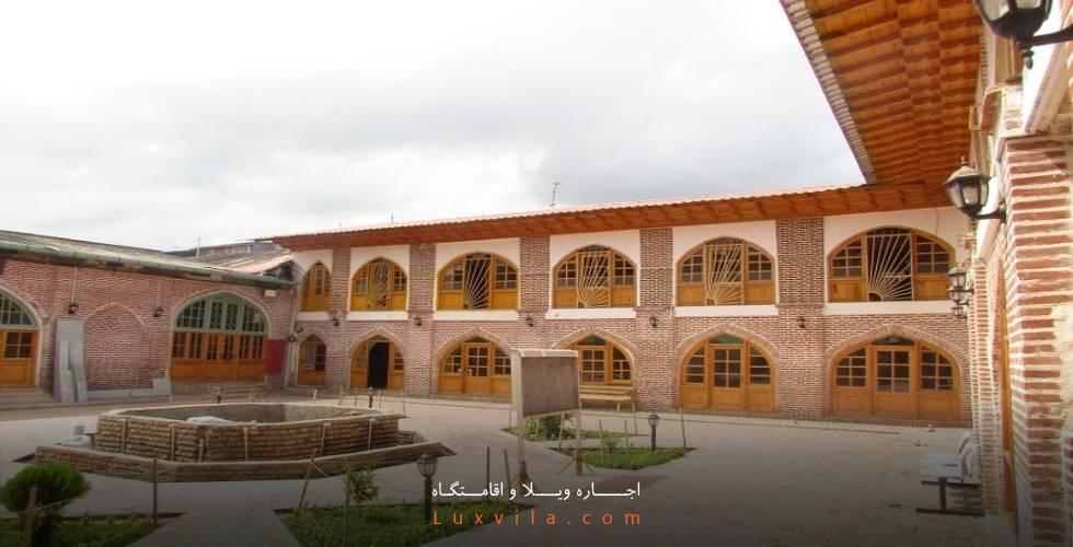 مسجد جامع آمل