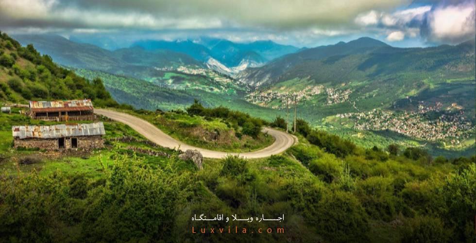 روستای چمه بن چلاو