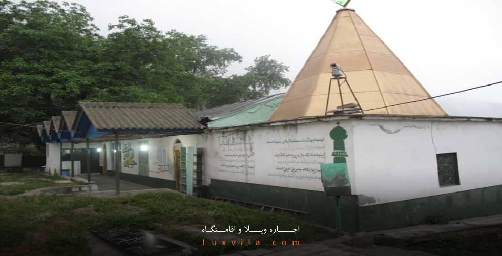 امامزاده حسن لهاش