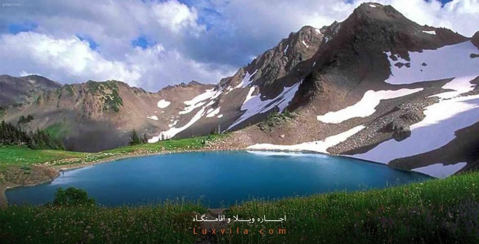 دریاچه آمل