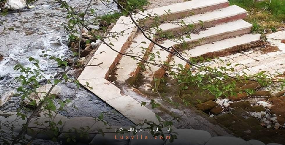 عکس دیو چشمه نوشهر