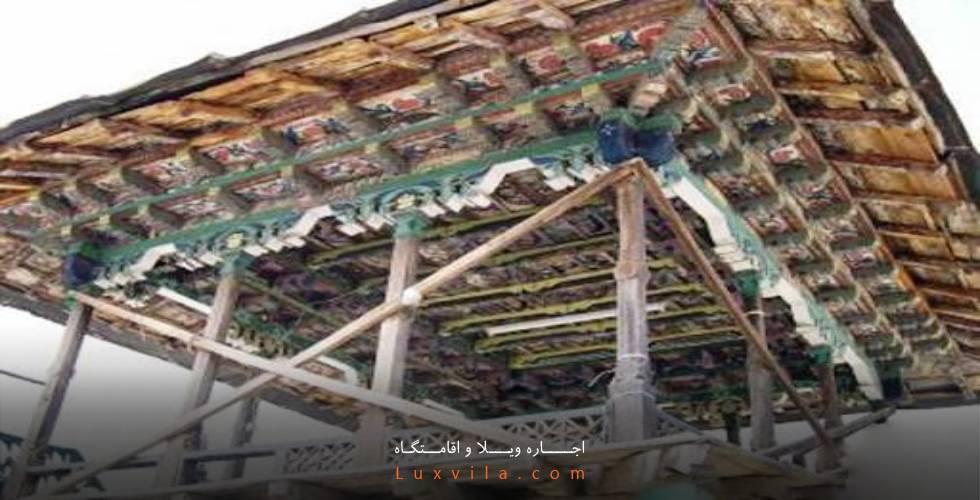 جاذبه های دیدنی محمودآباد