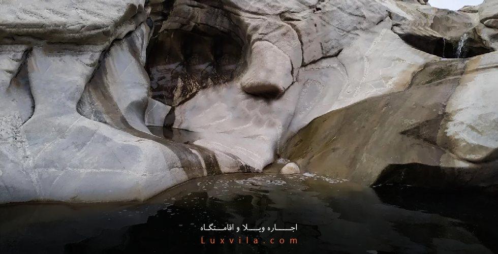 دره هفت حوض کجاست