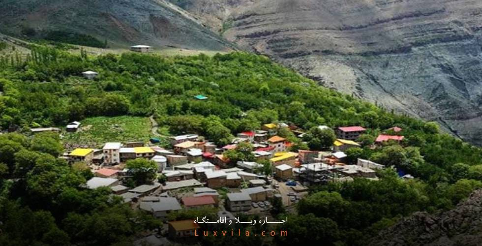 معرفی جاذبه های گردشگری کوهسار