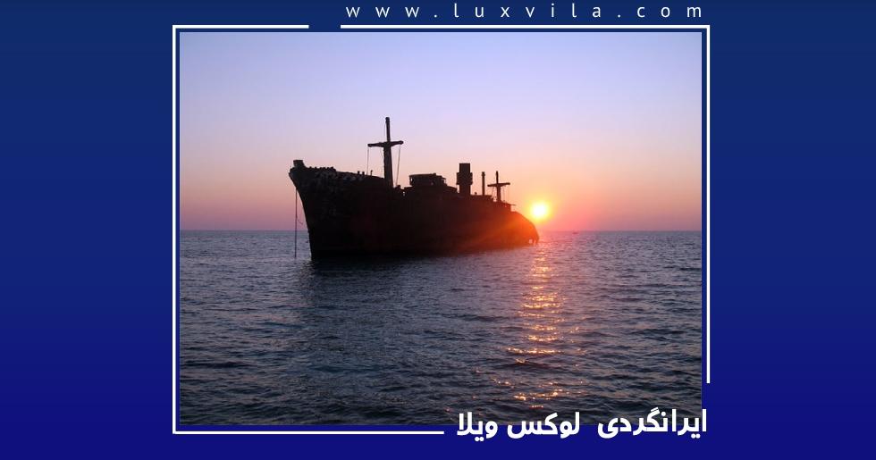 افسانههایی برای به گل نشستن کشتی یونان