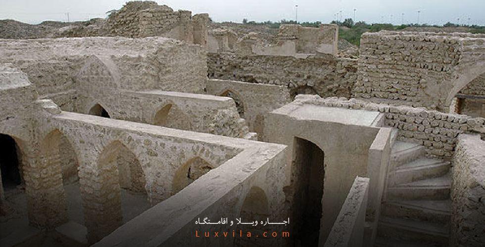 عکس خانه اعیانی کیش