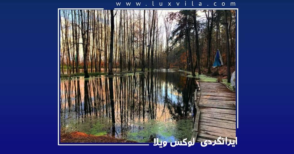 پارک جنگل سراوان