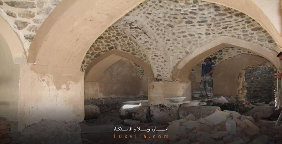 حمام تاریخی محله درویش