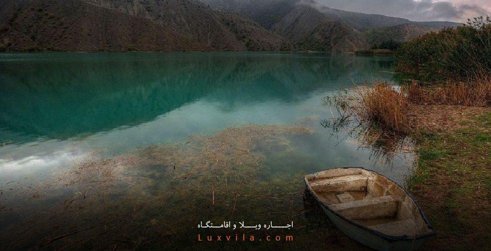 مسیر دریاچه ولشت